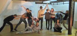 Cours, atelier théâtre - Paris - Gérald Hubert